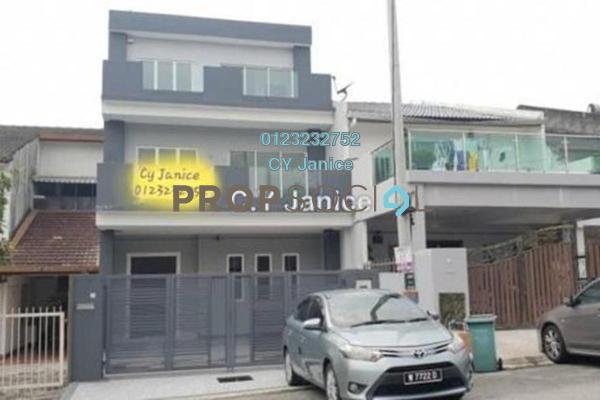 For Sale Terrace at Bandar Baru Sri Petaling, Sri Petaling Freehold Unfurnished 6R/4B 1.28m