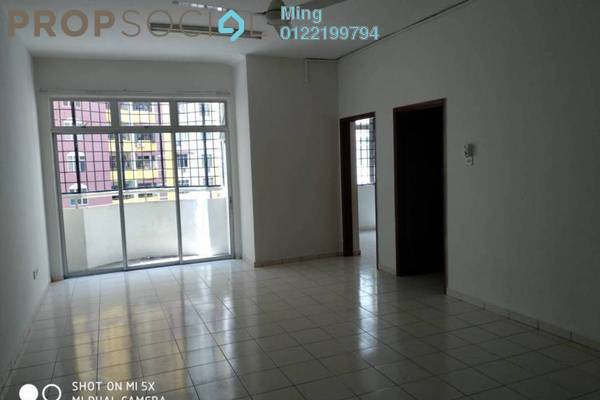 For Sale Apartment at Lagoon Perdana, Bandar Sunway Freehold Unfurnished 3R/2B 230k