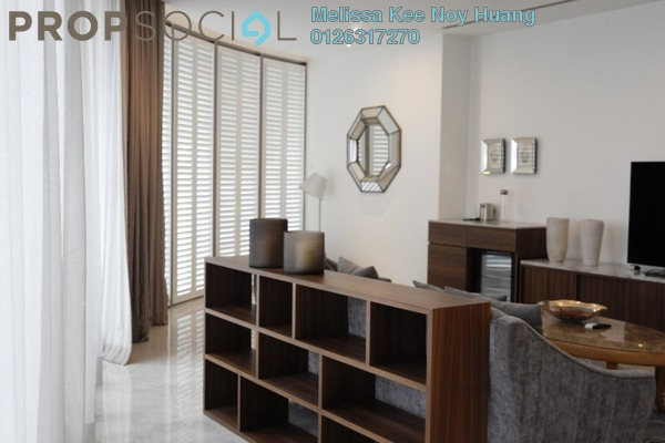 For Rent Serviced Residence at K Residence, KLCC Freehold Fully Furnished 3R/3B 15k