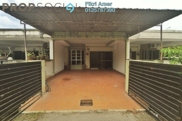For Sale Terrace at Seremban Garden, Seremban Freehold Unfurnished 3R/2B 240k