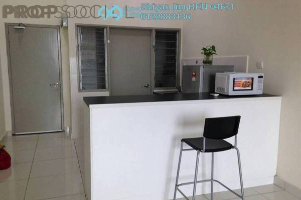 For Sale Condominium at Vue Residences, Titiwangsa Freehold Semi Furnished 2R/1B 555k