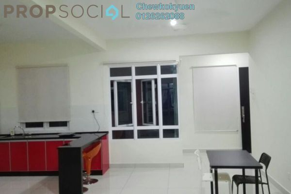 For Rent Condominium at Saville @ The Park, Pantai Freehold Fully Furnished 3R/2B 2.8k