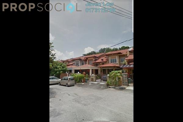 For Sale Terrace at Damai Murni, Alam Damai Freehold Semi Furnished 4R/3B 800k