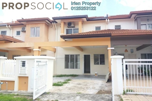 For Sale Terrace at Setia Impian, Setia Alam Freehold Semi Furnished 4R/3B 480k