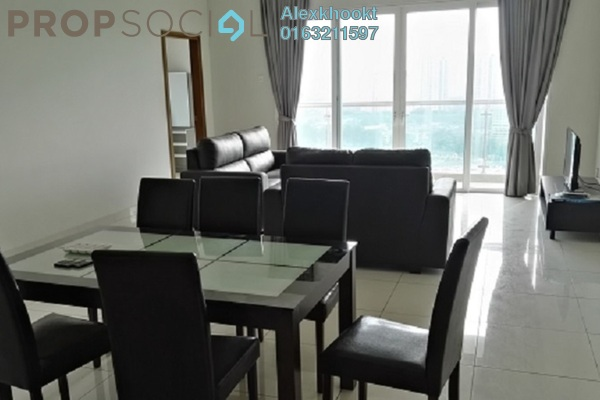 For Rent Condominium at Royal Regent, Dutamas Freehold Fully Furnished 3R/3B 2.5k