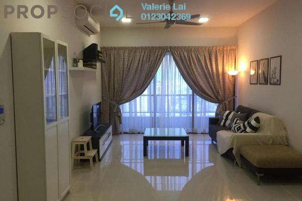 For Rent Condominium at G Residence, Desa Pandan Freehold Fully Furnished 2R/2B 3.2k