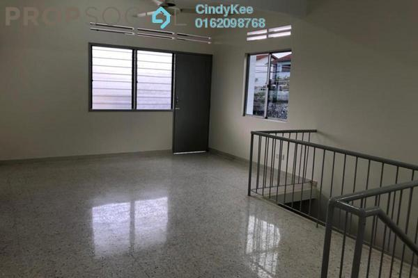 For Rent Townhouse at Taman Paramount, Petaling Jaya Freehold Semi Furnished 3R/1B 1.8k