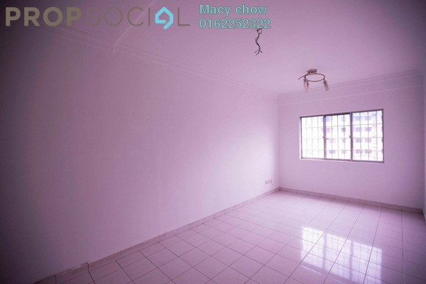 For Rent Condominium at Cemara Apartment, Bandar Sri Permaisuri Freehold Semi Furnished 3R/2B 1.1k