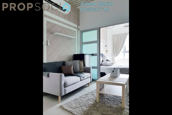 For Rent Condominium at Ceria Residence, Cyberjaya Freehold Fully Furnished 1R/1B 1.05k