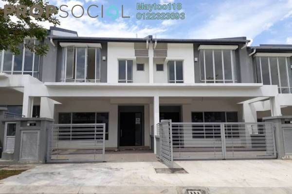 For Sale Terrace at Fairfield Residences @ Tropicana Heights, Kajang Freehold Unfurnished 4R/3B 820k