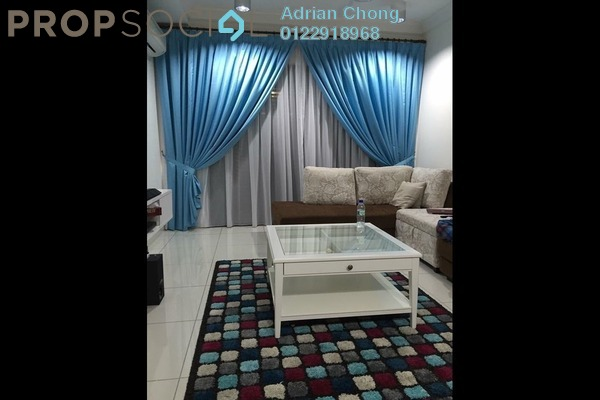 For Sale Condominium at Isola, Subang Jaya Freehold Fully Furnished 3R/3B 1.2m