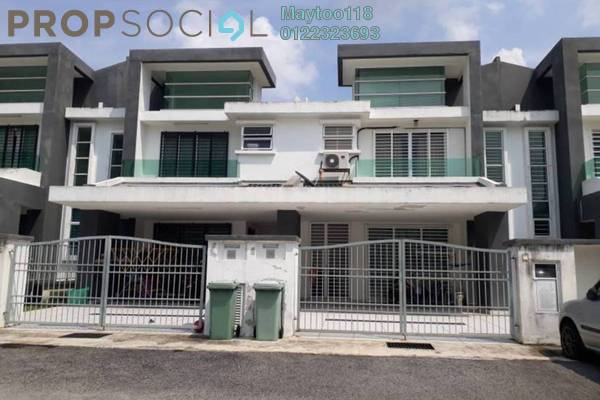 For Rent Terrace at Tiara East, Semenyih Freehold Fully Furnished 5R/4B 1.8k