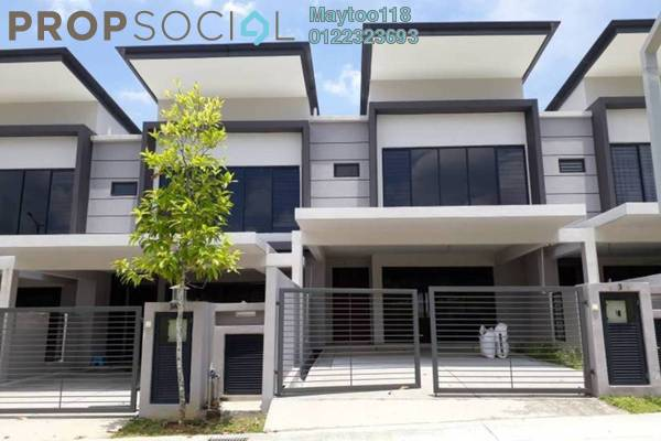 For Rent Terrace at Kajang East, Semenyih Freehold Semi Furnished 4R/4B 1.4k
