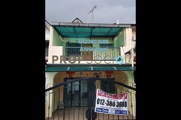 For Rent Terrace at Merbuk, Bandar Puchong Jaya Freehold Fully Furnished 1R/1B 400translationmissing:en.pricing.unit