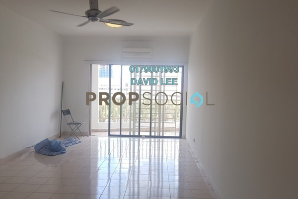 For Rent Condominium at Sri Putramas I, Dutamas Freehold Semi Furnished 3R/2B 1.35k