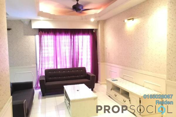 For Rent Condominium at Selesa i-Resort Apartment, Kajang Freehold Fully Furnished 3R/2B 1k