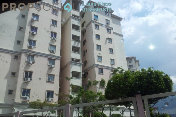 For Sale Condominium at Pandan Puteri, Pandan Indah Freehold Unfurnished 3R/2B 455k