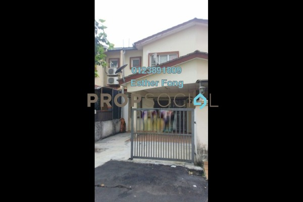 For Sale Terrace at Taman Bukit Permata, Batu Caves Freehold Semi Furnished 3R/3B 560k