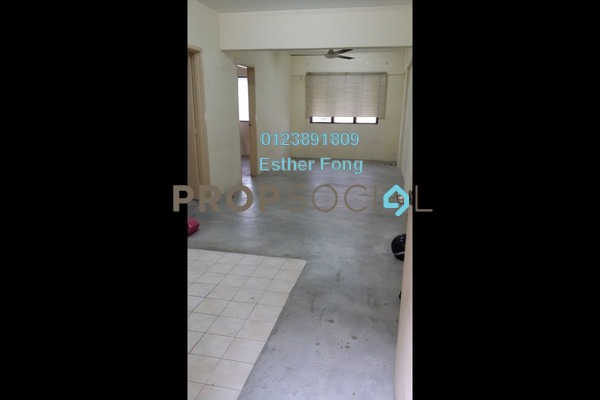 For Sale Apartment at Taman Aman Putra, Jinjang Freehold Semi Furnished 3R/2B 183k
