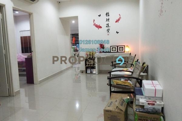 For Sale Terrace at Taman Klang Utama, Klang Leasehold Semi Furnished 3R/1B 300k