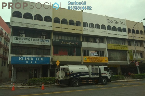 For Rent Shop at Jalan Raja Laut, Chow Kit Freehold Unfurnished 0R/0B 7k