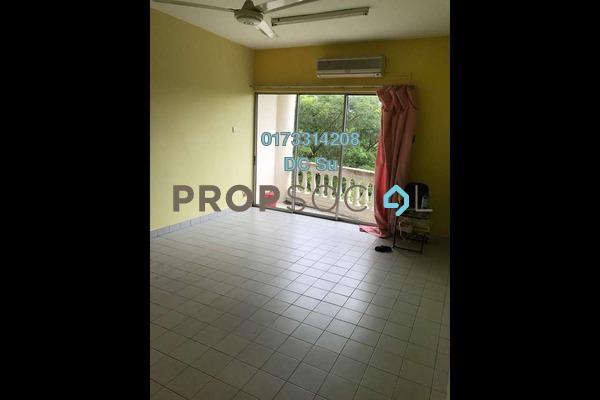 For Sale Apartment at Keranji Apartment, Subang Jaya Freehold Semi Furnished 3R/2B 400k