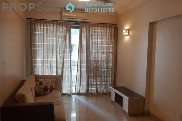 For Rent Condominium at D'Alamanda, Cheras Freehold Semi Furnished 3R/2B 1.6k