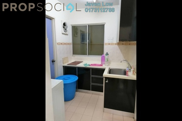 For Rent Condominium at Ketumbar Heights, Cheras Freehold Semi Furnished 4R/2B 1k