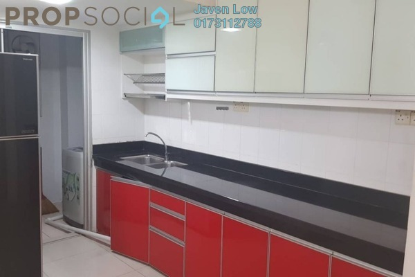 For Rent Condominium at Casa Idaman, Jalan Ipoh Freehold Semi Furnished 3R/2B 1.4k