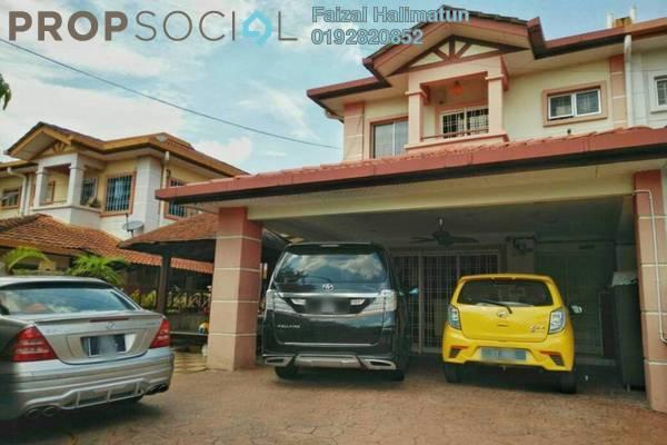 For Sale Semi-Detached at Taman Pinggiran Putra, Bandar Putra Permai Freehold Unfurnished 6R/4B 920k