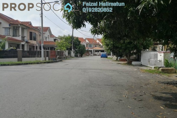 For Sale Terrace at Seksyen 7, Bandar Baru Bangi Freehold Semi Furnished 4R/3B 550k