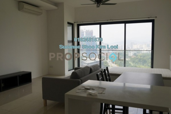 For Rent Serviced Residence at The Horizon Residences, KLCC Freehold Fully Furnished 1R/1B 2.3k
