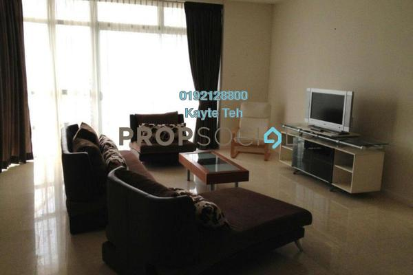 For Rent Condominium at Idaman Residence, KLCC Freehold Fully Furnished 3R/2B 3.9k