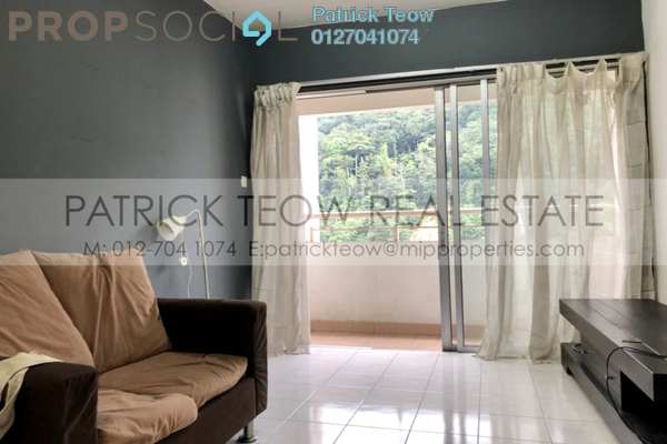 For Sale Condominium at Flora Damansara, Damansara Perdana Freehold Semi Furnished 3R/2B 200k
