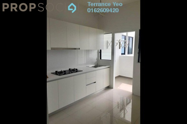 For Rent Condominium at The Greens @ Subang West, Shah Alam Freehold Semi Furnished 3R/2B 1.4k