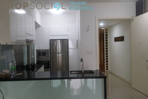 For Rent Condominium at 288 Residency, Setapak Freehold Semi Furnished 4R/3B 1.8k