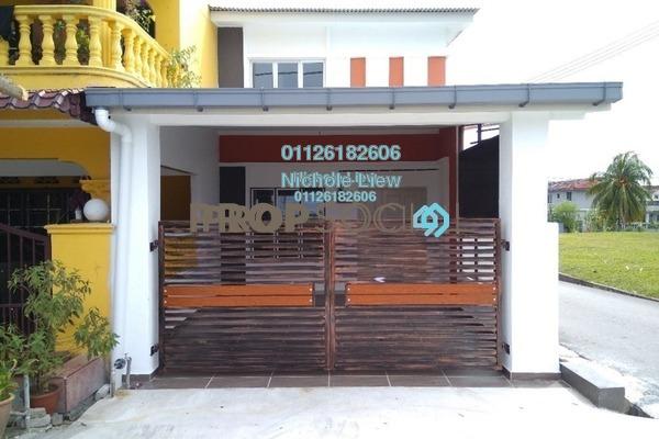 For Sale Terrace at Taman Pelangi Semenyih, Semenyih Freehold Unfurnished 3R/2B 350k