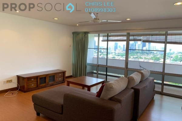 For Rent Condominium at Sri Wangsaria, Bangsar Freehold Fully Furnished 1R/1B 2.5k