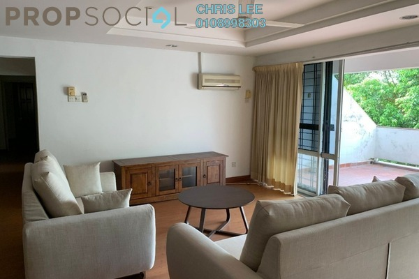 For Rent Condominium at Sri Wangsaria, Bangsar Freehold Fully Furnished 3R/0B 4.6k