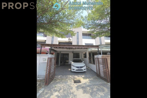 For Sale Terrace at Sentul Impian, Sentul Freehold Fully Furnished 6R/5B 1m
