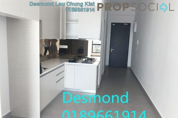 For Sale Condominium at D'Sands Residence, Old Klang Road Freehold Semi Furnished 2R/1B 520k