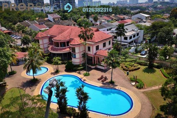 For Sale Condominium at Bukit Gembira, Kuchai Lama Freehold Semi Furnished 3R/2B 380k