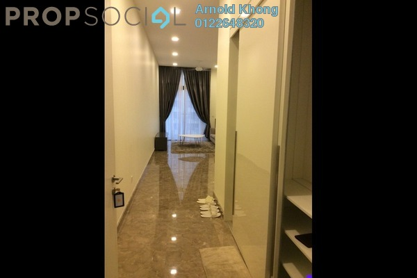 For Rent Serviced Residence at Laman Ceylon, Bukit Ceylon Freehold Semi Furnished 2R/2B 3.7k