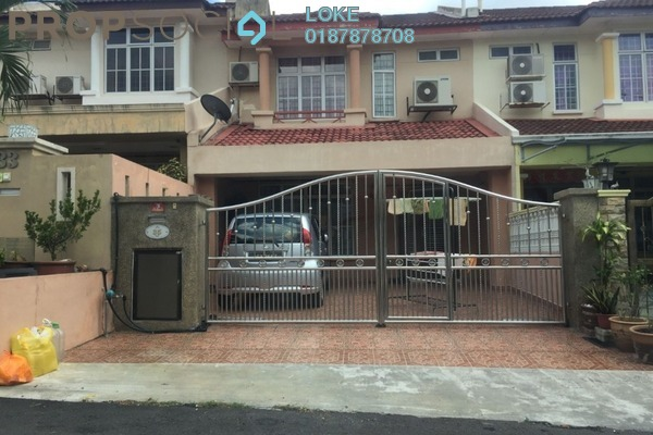 For Sale Link at Mahkota Walk, Bandar Mahkota Cheras Freehold Unfurnished 4R/4B 560k