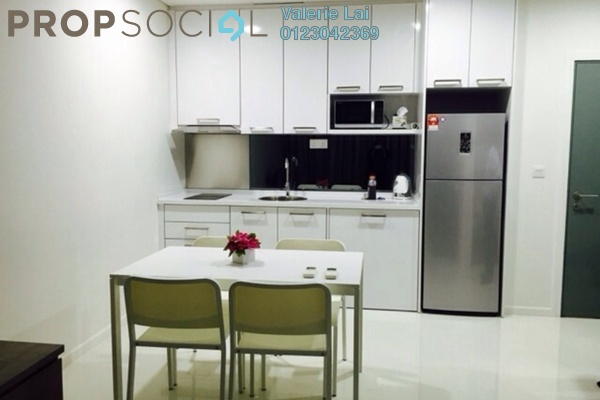 For Rent Apartment at Summer Suites, KLCC Freehold Fully Furnished 1R/1B 2.55k
