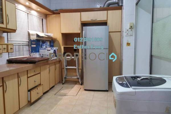 For Sale Terrace at SD12, Bandar Sri Damansara Freehold Semi Furnished 3R/2B 888k