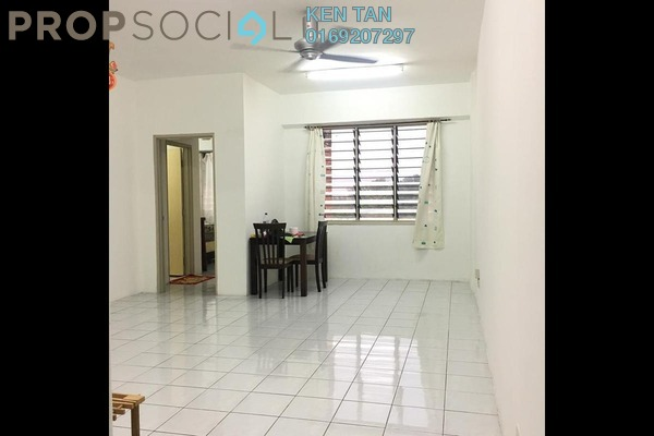 For Sale Apartment at Garden Park, Bandar Sungai Long Freehold Unfurnished 3R/2B 230k