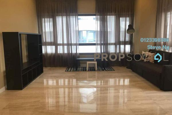For Sale Condominium at The Sentral Residences, KL Sentral Freehold Fully Furnished 1R/2B 1.4m