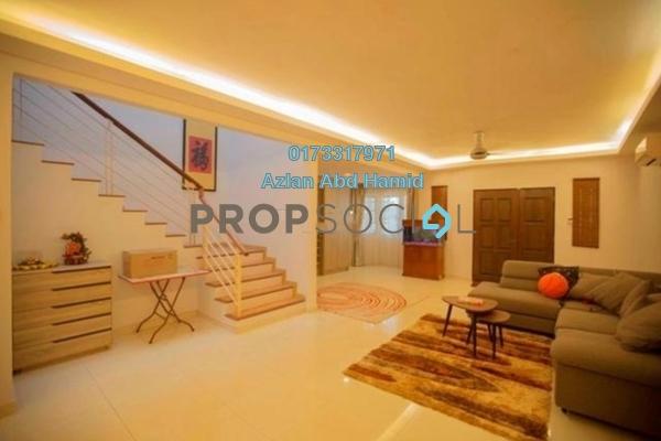 For Sale Terrace at Opulenia, Denai Alam Freehold Semi Furnished 4R/4B 850k