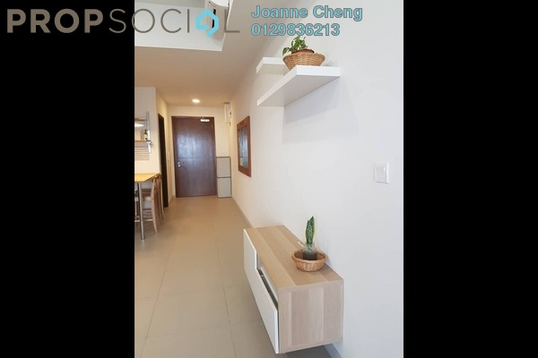 For Rent Serviced Residence at Biji Living, Petaling Jaya Freehold Fully Furnished 1R/1B 1.7k